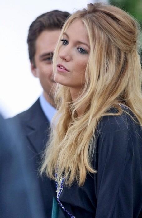 Blake lively blonde hair