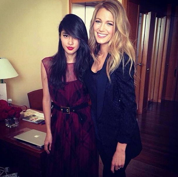 BLAKE LIVELY's Rencently Looks in Instagram | Blake Lively's Fashion ... Blake Lively Instagram